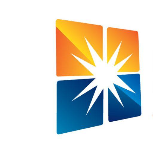 Solar Revolution Icon